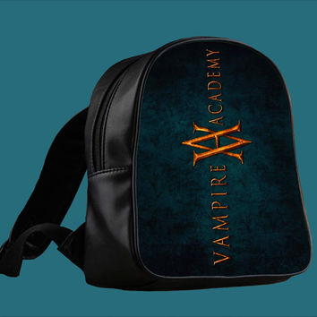 Vampire Academy for Backpack / Custom Bag / School Bag / Children Bag / Custom School Bag *