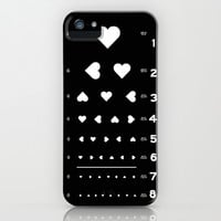 Can you see the love? iPhone & iPod Case by Budi Satria Kwan
