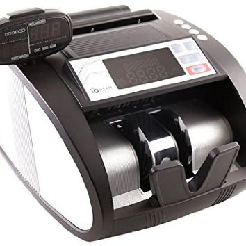 G-Star Technology Money Counter With UV/MG/IR Counterfeit Bill Detection