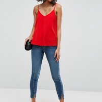 ASOS Swing Cami with Double Layer at asos.com