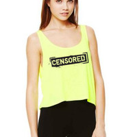 Censored Shirt - Bad Kids Collective