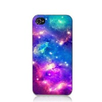 Galaxy Space Universe Snap On Hard Case Cover Protector for iPhone 5 5G (10)