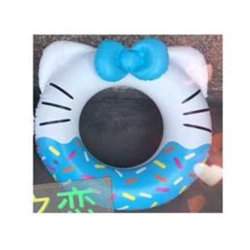 Swimming Pool beach Pool Float Cute Mickey Cartoon Swimming Ring Adult/Child Swimming Ring Floating Rings Inflatable Toy Environment-friendly PVCSwimming Pool beach KO_14_1