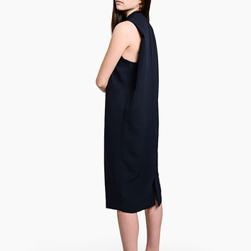 Dill High Collar Dress