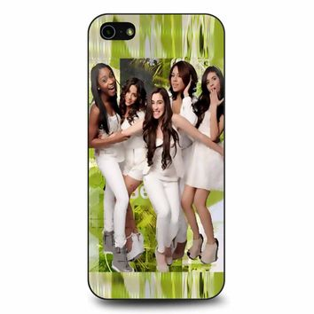 Fifth Harmony Green iPhone 5/5s/SE Case