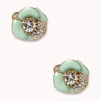 Tropical Flower Studs