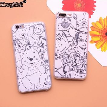 coque iphone 8 winnie the pooh
