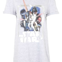 Star Wars Print Pyjama T-Shirt