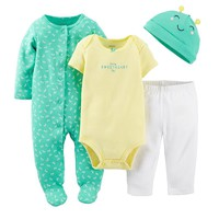 Carter's Dragonfly ''Little Sweetheart'' Sleep & Play Set - Baby