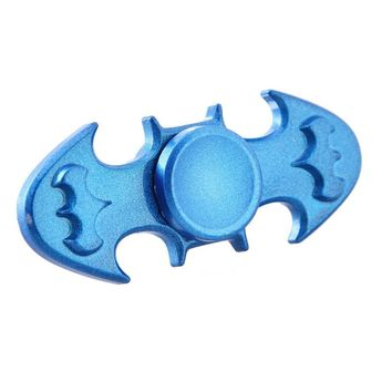 Batman Hand Spinner  Fidget Spinner Glowing Finger Stress Cube Focus KeepToy and ADHD EDC Anti Stress Toys