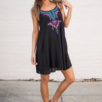 Only Just A Dream Dress, Black