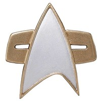Star Trek Starfleet 2370S Combadge Replica - Roddenberry - Star Trek - Prop Replicas at Entertainment Earth