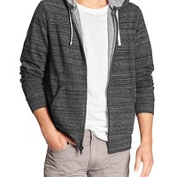 Banana Republic Mens Factory Space Dyed Hoodie