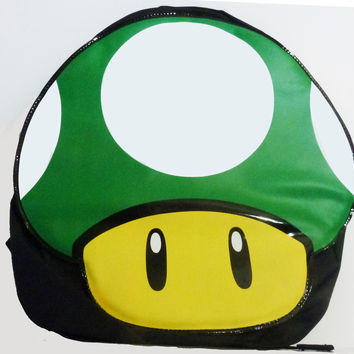 Super Mario - 1-UP Mushroom backpack