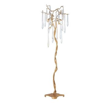 FL186 AQUA FLOOR LAMP
