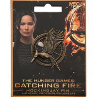 The Hunger Games: Catching Fire Mockingjay Pin