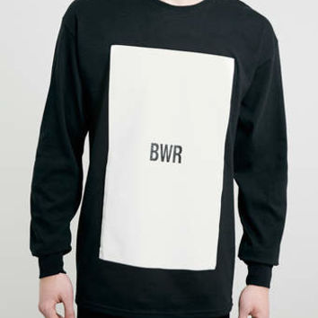 Bwr Large Block Long Sleeve T-shirt* - Men's Long Sleeve T-Shirts - Clothing