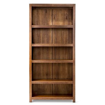 Threshold™ Parsons Closed 5 Shelf Bookcase
