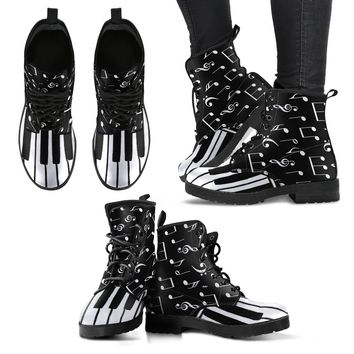 Piano Boots