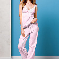 Eyelet Lace Cami PJ Set - Victoria's Secret