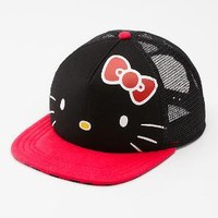 Product: Hello Kitty Trucker Hat