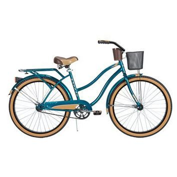 "Huffy Women's Nassau 26"" Cruiser Bike - Blue"