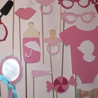 PHOTO BOOTH PROPS girly girls