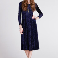 90's Never There Dress - Vintage Dresses