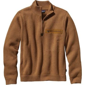 Patagonia Lambswool Alpiniste Sweater - Men's