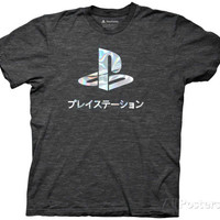 Playstation- Holographic Foil Logo