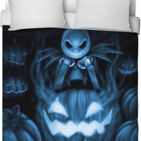 Nightmare Before Christmas Duvet Cover