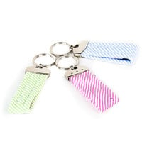 Seersucker Key Fob – Lauren James Co.