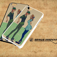 Peter Pan and Wendy Samsung Galaxy S3 S4 S5 Note 3 , iPhone 4(S) 5(S) 5c 6 Plus , iPod 4 5 case