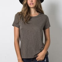 Jac Parker Corra Tee - Olive