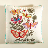 Fauna in Focus Pillow