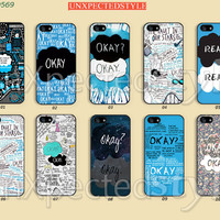 iPhone 4/4S Case, iPhone 5 Case, iPhone 5S/5C Case, Phone Cases, Fault in Our Stars, Skins, Samsung Galaxy S4 case, Galaxy S3 case-500569