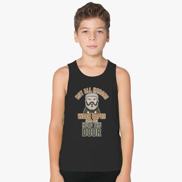 Hold The Door - Hodor Kids Tank Top