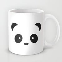 Panda Paul Mug by Steffi ~ FindsFUNDSTUECKE