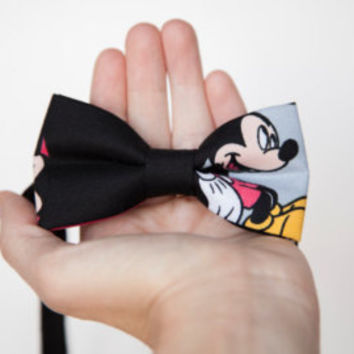 Star Wars bow tie, the force awakens Star Wars, Star Wars Tie, Darth Vader - Mens Bow Tie, Kids Bow t