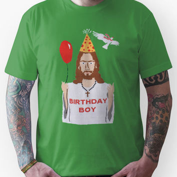 Christmas Birthday Boy Unisex T-Shirt