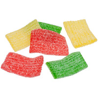 Haribo Sour Gummi Fruity Pasta Candy: 3.75LB Box