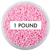 Light Pink Non-Pareils 1 LB