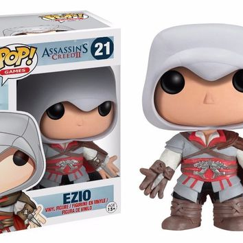Funko - POP Assassin's Creed Ezio Vinyl Figure Figure #21 F01