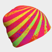 Abstraction Beanie