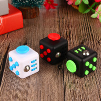 Hot Sale new anti anxiety stress cube fidget spinner, fidget cube toy dice, gifts for children and adults Speelgoed hand spinner