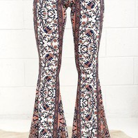 Royally Ripe Lucky Duck Bell Bottoms