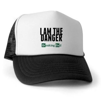 I am the danger - Breaking Bad Trucker Hat