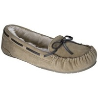 Women's Chaia Genuine Suede Moccasin Slippers