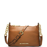 Michael Michael Kors Bedford Leather Chain Crossbody
