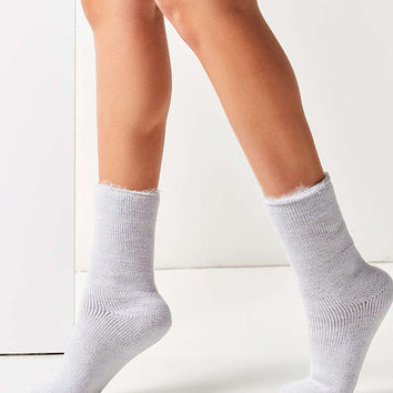 Out From Under Brushed Cozy Slipper Sock - Urban Outfitters